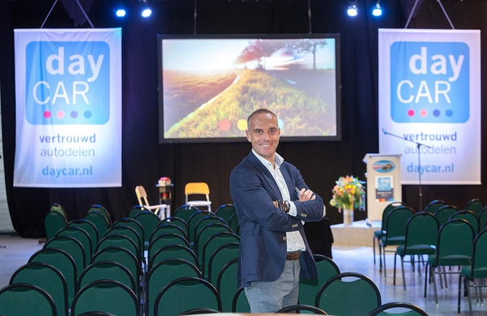 11 oktober 2016: presentatie Daycar.nl