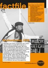 magazine voor Buma Cultuur