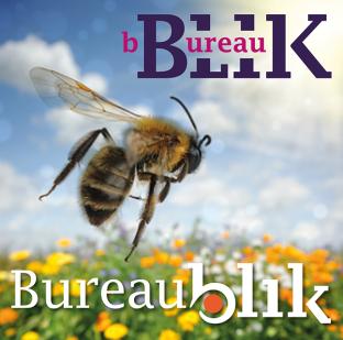logo voorstellen Bureau Blik