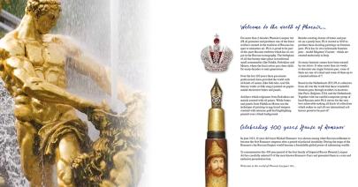 brochure exclusief pennenmerk
