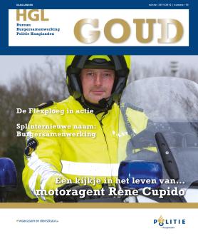 magazine Nationale Politie