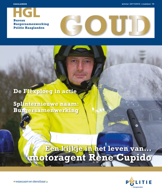 magazine Nationale Politie