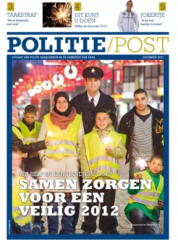 PolitiePost (krant/interne communicatie)