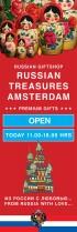 trespa uithangbord Russian Treasures