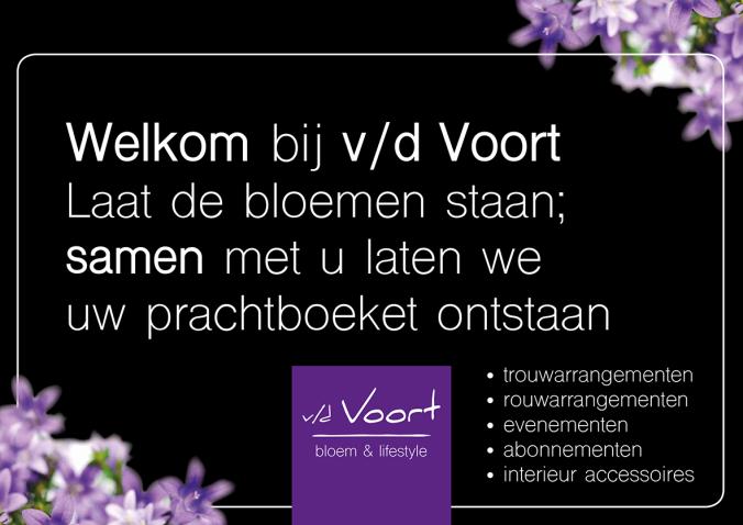 trespa-bord vd Voort