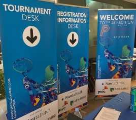 promotion banners tennis tournament