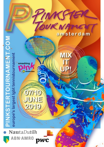 flyer internationaal tennistournooi